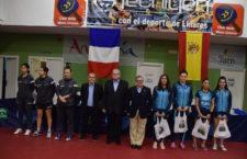 El Tecnigen Linares vuelve a quedar apeado de la Copa de Europa por el Grand-Quevilly