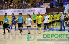 La visita del Jaén FS a Valdepeñas podrá verse en directo en LaLigaSportsTV