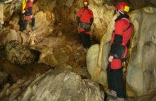 El trabajo del GEV en la Cueva Secreta del Sagreo, entre los 5 mejores del mundo