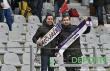 La afición en La Victoria (Real Jaén CF – CF Motril)