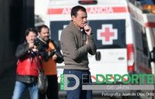Alberto González: «Tenemos ilusión por repetir la gesta del Alavés»