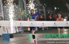 Fernando Carro y Tsegay Gudaf, ganadores de la San Antón 2020