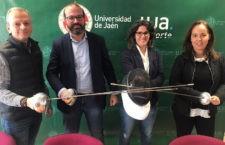 Equipos de toda Andalucía participarán este fin de semana en el VI Torneo Esgrima Ciudad de Jaén