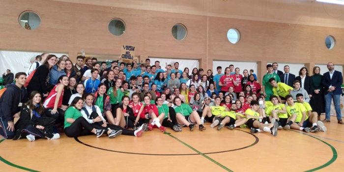 Un total de 1.100 jóvenes participan en la primera sesión del Trofeo Acceso Universidad de Jaén
