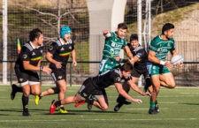 Suma y sigue de Jaén Rugby. Foto: Nerina Iantorno.