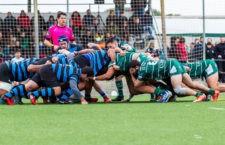 Jaén Rugby, imbatible en casa. Foto: Nerina Iantorno.
