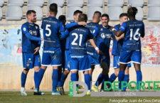 El Linares Deportivo muestra sus armas al final de la primera vuelta