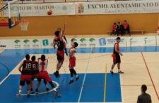 Regresó la competición a la Liga EBA. Foto: FAB Jaén.
