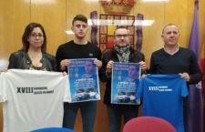 Sebastián Barajas y Antoñete acogerán los partidos. Foto: Ayto. Jaén