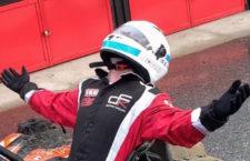El jiennense Juan Luis Real gana la Copa Regional de León de karting 4 tiempos