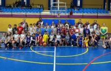 El programa de selecciones provinciales de preminibasket se da cita en Marmolejo