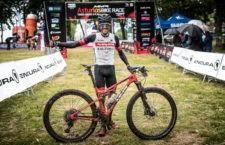 Arranca la nueva temporada para el incombustible ciclista jienense. Foto: Daniel Pérez.