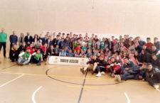 Más de 600 jóvenes participantes. Foto: UJA.