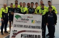 Primer puesto para los atletas jiennenses. Foto: Unicaja.