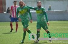 El Mancha Real supera al Porcuna gracias al doblete de Urko Arroyo
