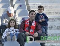 La afición en La Victoria (Real Jaén – CD Torreperogil)