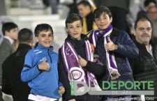 La afición en La Victoria (Real Jaén CF – CD Huétor Tájar)