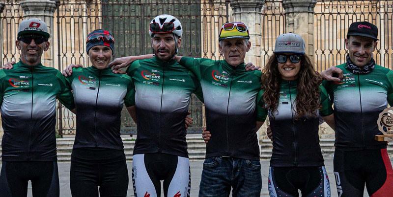 ganadores de la primera etapa de la andalucia bike race