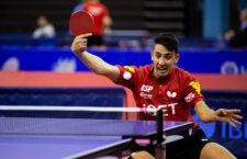 Caballero cae junto a Robles en las semifinales del Open de España