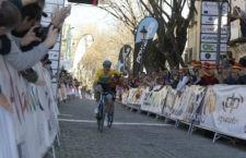 Fuglsang venció en Úbeda. Foto: VC Andalucía.
