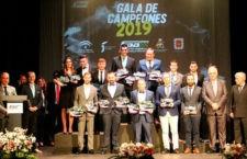 Úbeda reconoció a los campeones del automovilismo andaluz