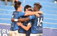 Un solitario gol de Fran Lara da la victoria al Linares ante el Motril