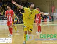 El Jaén FS remonta y repetirá en la final four de la Copa del Rey