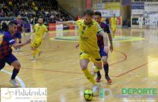 El Jaén FS recibirá una ayuda de la RFEF por participar en la Copa de España