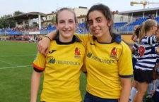 Lea Ducher y Blanca Ruiz vuelven a la Absoluta de Rugby Seven
