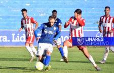 Reparto de puntos entre el Linares Deportivo y la UD Almería B