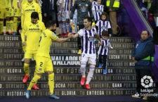 Moyano, titular ante el Villarreal. Foto: La Liga.