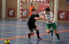 Dos canteranos del Jaén FS jugarán con Andalucía las 'semis' del Campeonato de España Sub-19