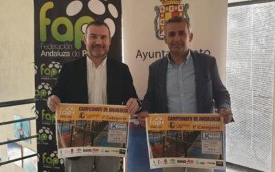 El Andaluz de Veteranos por equipos reunirá en Jaén a estrellas del padel nacional