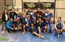PadelaKademia, mejor equipo andaluz de veteranos