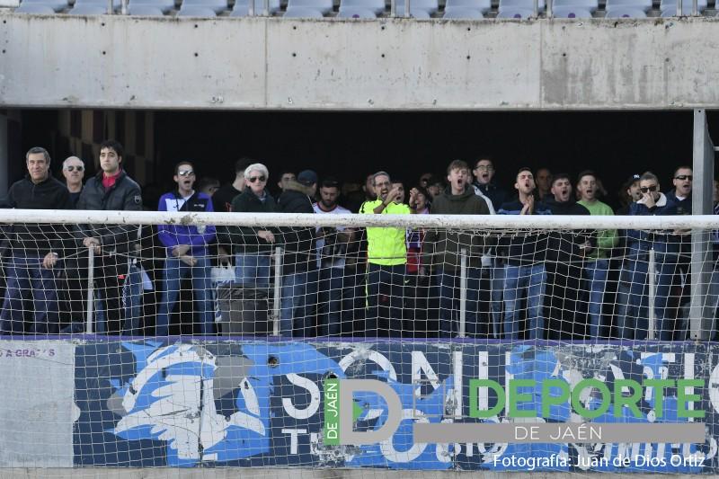 La afición en La Victoria (Real Jaén – CD Huétor Vega)