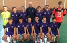 Málaga, Almería y Córdoba, rivales de Jaén en el Andaluz Alevín de fútbol sala