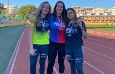 El Unicaja Atletismo se cuelga cuatro medallas en el Andaluz de Lanzamientos de Invierno