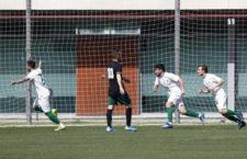 Adri anotó el primer gol andaluz. Foto: RFEF.