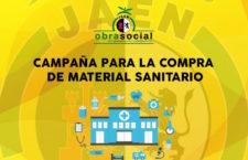 El Jaén FS impulsa una campaña para comprar material sanitario