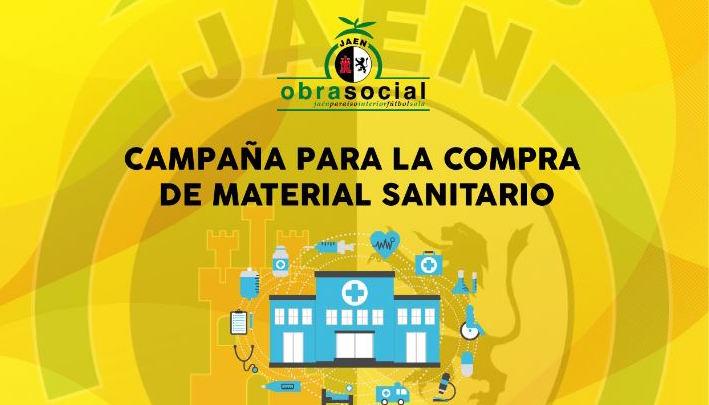 El Jaén FS se acerca a los 20.000 euros de donaciones para comprar material sanitario