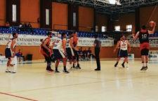 Buena dinámica de los marteños. Foto: FAB Jaén.
