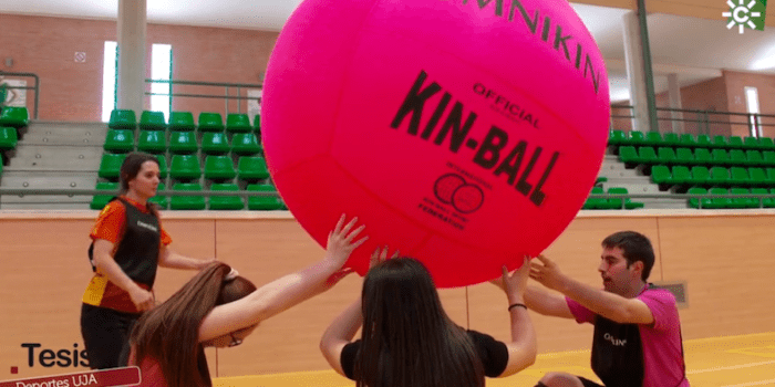 Los deportes alternativos de la UJA, protagonistas en un programa de Canal Sur