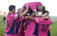El Linares se hace todavía más líder ante El Ejido 2012