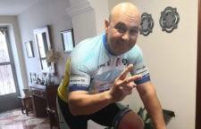 El Mancha Real Bike Team supera el reto de los 3.000 km en mitad del confinamiento