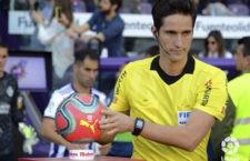 Moyano y Munuera Montero se encontrarán en el Valladolid – Athletic