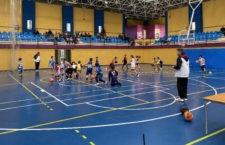 Las selecciones Preminisbasket de Jaén siguen con su preparación