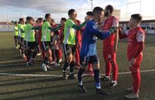 El Torreperogil cae derrotado ante la UD Almería B