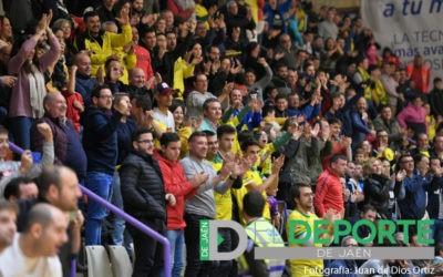 El Jaén FS supera los 20.000 euros recaudados en su campaña solidaria