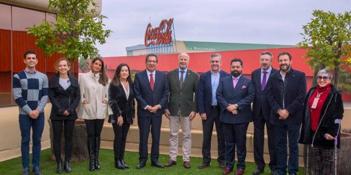 La Fundación Andalucía Olímpica sigue adelante con su programa pese al aplazamiento de los Juegos Olímpicos