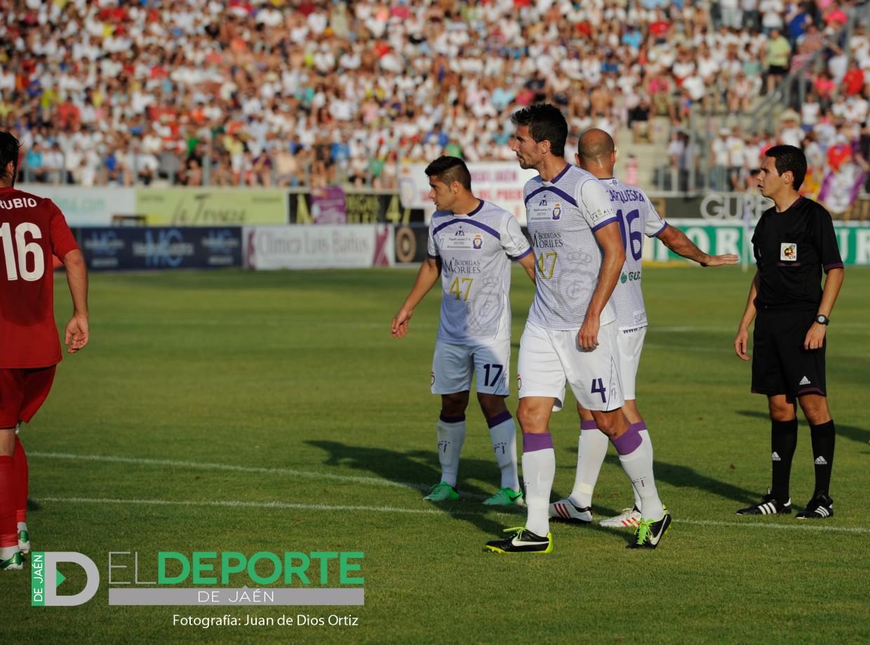 Toni García, Nino y Cascón continúan en el Real Jaén